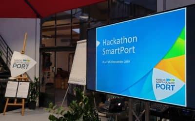 Hackathon Port Autonome Nantes St Nazaire