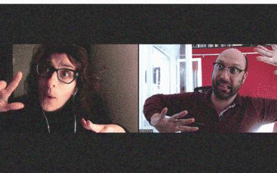 Screen freeze on empathy