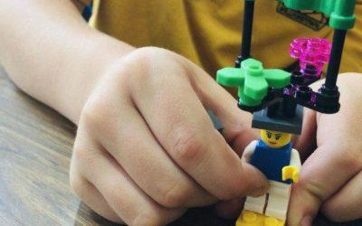 Polarity Henchman comes to (Lego Serious) Play