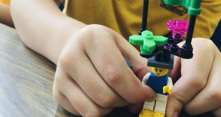 Polarity Henchman comes to (Lego Serious) Play